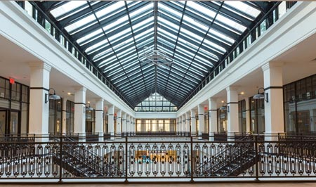 Historic Hahne's Department Store Building Reopens In Newark, N.J.