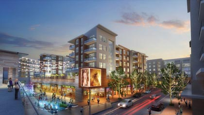 Howard Hughes Corp. To Transform Former Macy's Parcel In Alexandria, VA