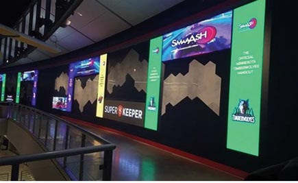 SMAAASH Opens At Mall Of America