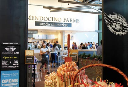 Mendocino Farms Opens At Whole Foods