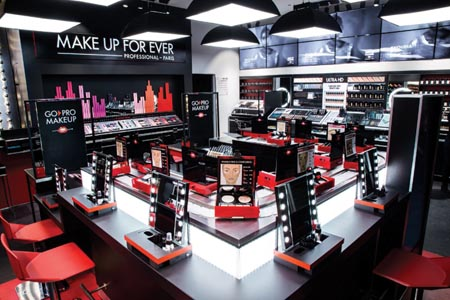 MAKE UP FOR EVER Opens Global Flagship In New York