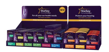 Starkey Launches Complete Ear Health Product Line