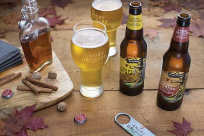 Angry Orchard Releases Tapped Maple