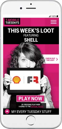 Shell & T-Mobile Help  Customers Save On Everyday Cost Of Fuel
