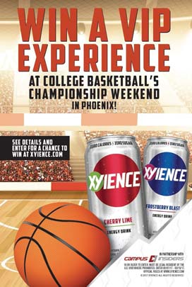 XYIENCE Launches College Basketball Promo