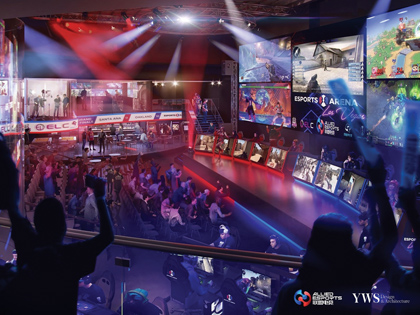 Esports Arena Las Vegas To Open At Luxor Hotel & Casino