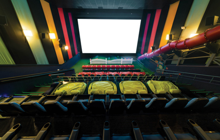 Cinépolis USA Introduces Nation's First Children's Movie Theater