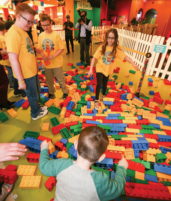 LEGOLAND Discovery Center Opens At Plymouth Meeting Mall