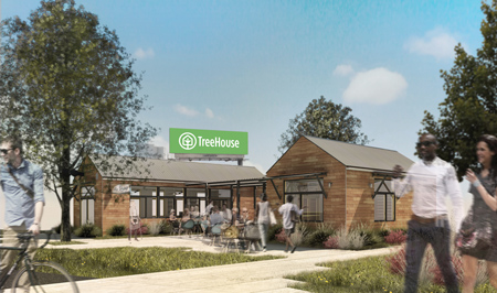 TreeHouse Dallas Store Opens As Net-Zero Energy Home Improvement Store