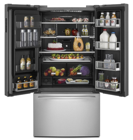 Jenn-Air Launches WiFi Connected Refrigerator