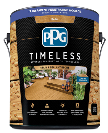 PPG Launches TIMELESS