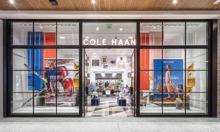 Cole Haan Reopens Store At Westfield Century City