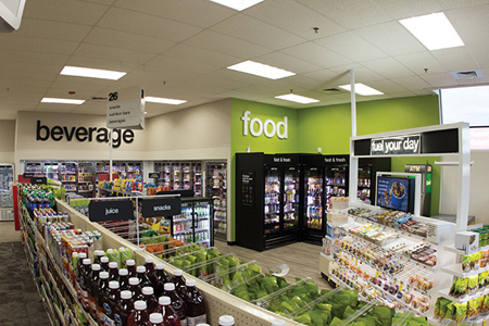 CVS Pharmacy Unveils New Store Design