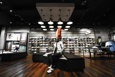 Footaction Opens Flagship Store In Toronto Eaton Centre