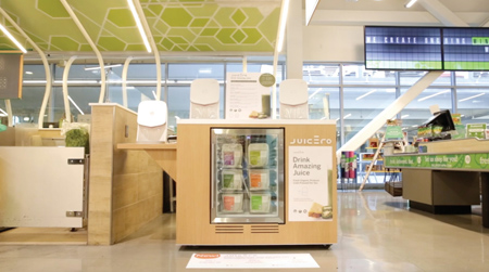Juicero Press Bar Opens At Whole Foods Markets In SoCal