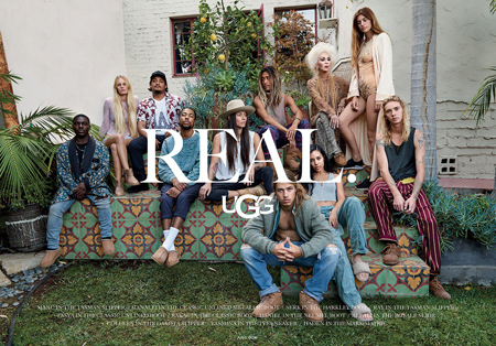 UGG Unveils SS17 Marketing Campaign