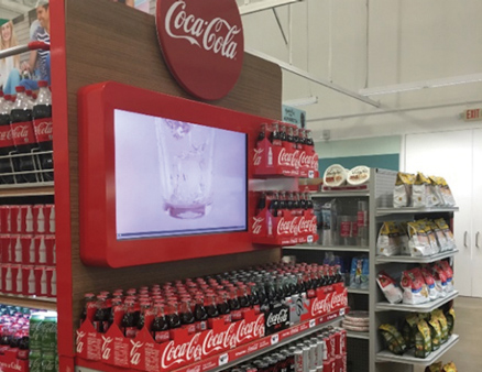 Coca-Cola Utilizes Google-Powered Digital Signage