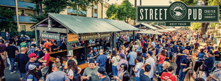 Deschutes Brewery Embarks On 2017 Street Pub Tour
