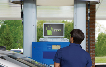 Gas Station TV & Verifone Announce Joint Venture