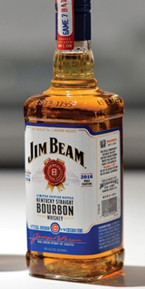 Jim Beam Promotes  'Game 7 Batch'