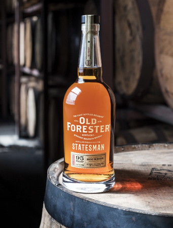 Old Forester Bourbon Featured In Kingsman: The Golden Circle