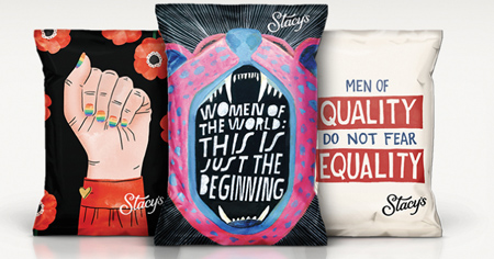 Stacy's Creates Powerful New 'Stacy's Stands With You' Bag Designs