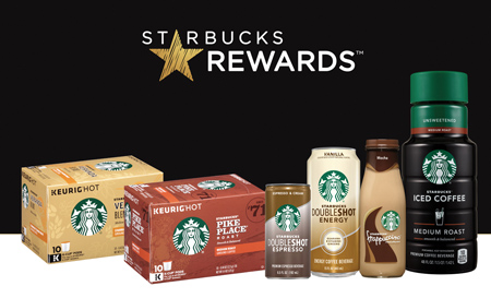 Starbucks Rewards Expands In Grocery Locations