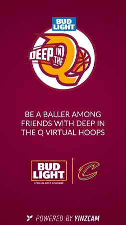 YinzCam Partners With Cleveland Cavaliers To Launch Augmented Reality App