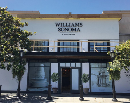 Williams sonoma to open expansive dual concept store in for Furniture u village seattle