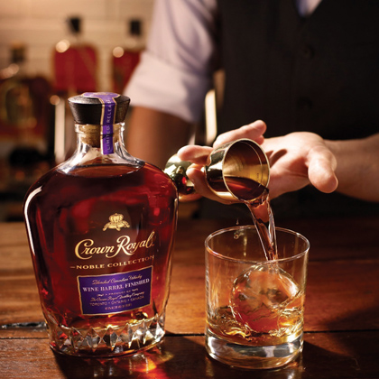 Crown Royal Introduces Wine Barrel Finished Whisky