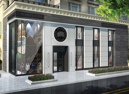Canada Goose Opens New Flagship Stores