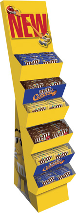 M&M'S Launches Soft Caramel-Filled Chocolate Candies