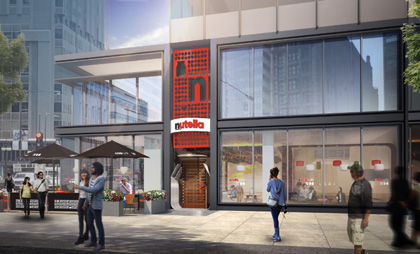 Ferrero Opens First Nutella Cafe In Chicago