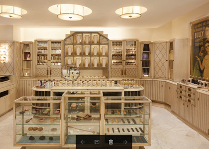 L'Officine Universelle Buly At Bergdorf Goodman Opens