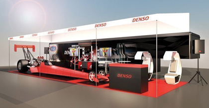 DENSO Launches Mobile Road Show