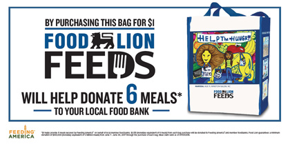 Food Lion Launches Summers Without Hunger