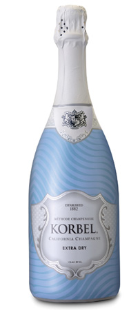 Korbel Releases 'Poolside' Bottle Wrap In Time For Summer