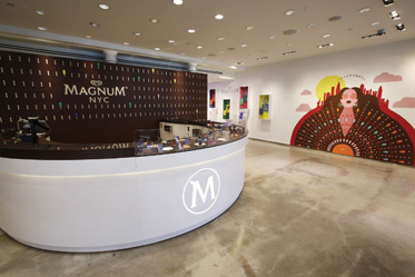 MAGNUM Ice Cream  Popup Returns To  NYC This Summer