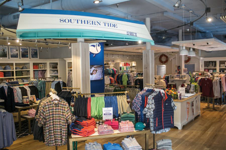Southern Tide Expands Footprint