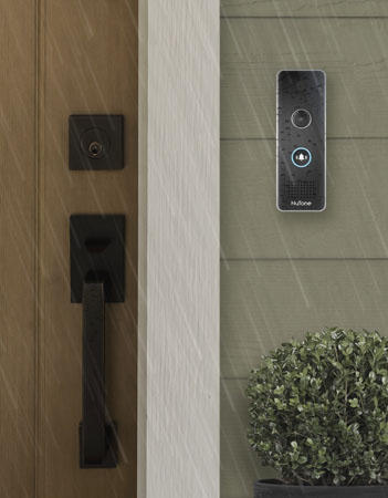 NuTone Knock Video Doorbell Introduced