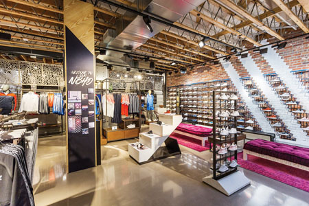adidas Celebrates Venice Beach, CA Roots With New Store