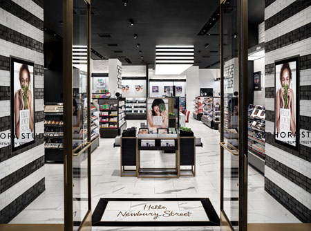 SEPHORA Launches First Small-Format Concept Store