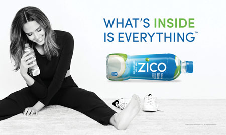 ZICO Launches 'What's Inside Is Everything' Promotion Campaign