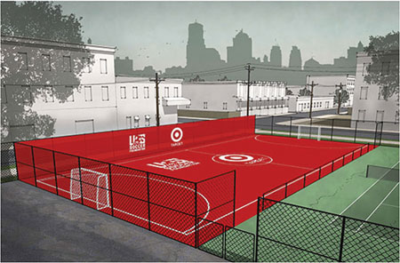 Target Commits $14 Million To Local Youth Soccer