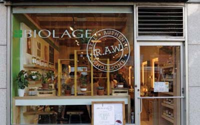 First Biolage R.A.W. Flagship Opens In U.S.
