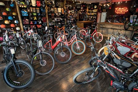 Voltaire Cycles' Electric Bike And Electric Skateboard Shops To Open Across U.S.