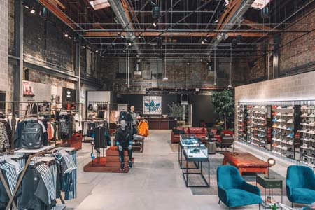 adidas Chicago With Wicker Park Flagship Store Opens
