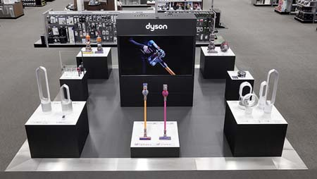 Dyson Demo Experiences Coming To Best Buy