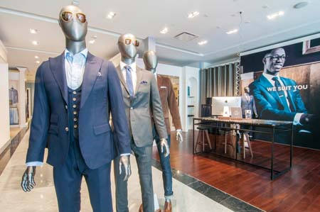 INDOCHINO Opens In King Of Prussia Mall