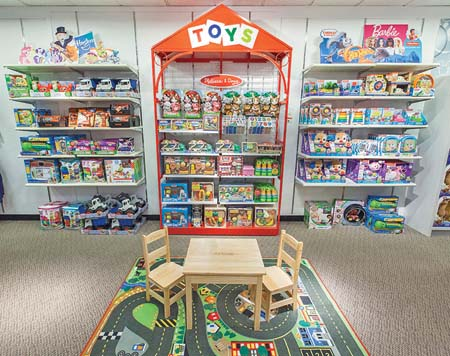 JCPenney Opens Toy Shops In All Stores